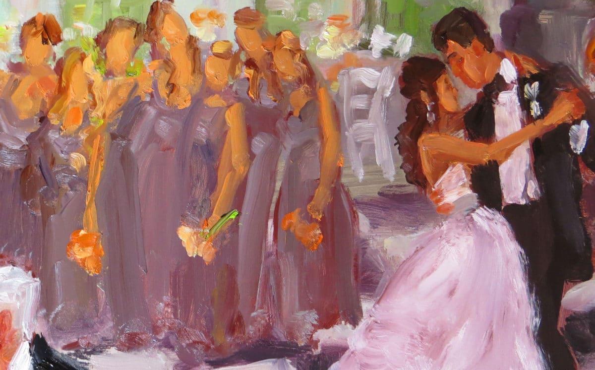 Χορογραφίες γάμων