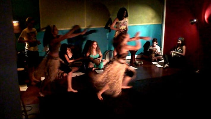 Αφροβραζιλιάνικοι χοροί